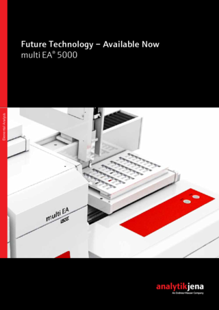 Brochure multi EA 5000