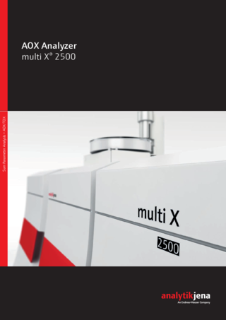 Brochure multi X 2500 (English)