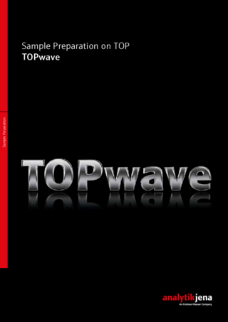 Brochure TOPwave – Sample Preparation on TOP
