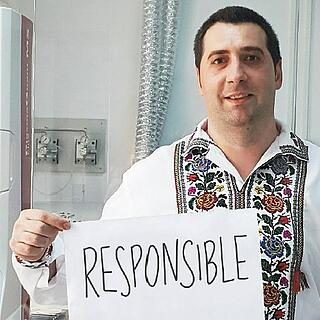 Responsible - ADRIAN BARBU - Area Manager, Bucharest