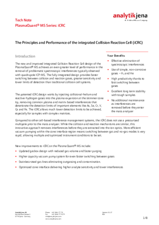TechNote iCRC (English)