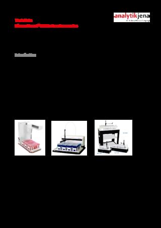 TechNote ICP-MS Accessories (English)